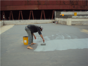 báo giá chống thấm sàn mái