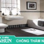 Chuyên nhận chống thấm nhà vệ sinh tại quận 3 uy tín nhất