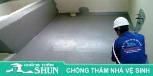 Chuyên nhận chống thấm nhà vệ sinh tại quận 4 uy tín