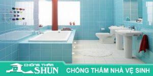 Chuyên nhận chống thấm nhà vệ sinh quận bình tân