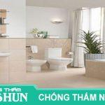 Chuyên nhận chống thấm nhà vệ sinh quận tân phú uy tín