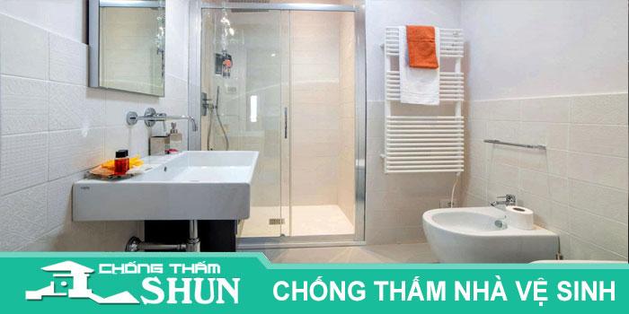Chuyên nhận chống thấm nhà vệ sinh quận tân phú