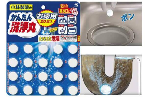 Viên thông cống Nhật Bản