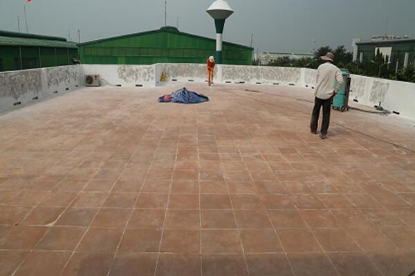 Hướng dẫn phương pháp chống thấm sàn mái